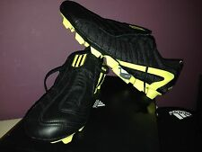 Adidas predator f50 Mania TRX FG Talla 45 1/3 UK 10,5 us 11 New with Box +4 suelas