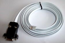 NEW MEADE AUTOSTAR TELESCOPE PC CABLE -  FOR 80/400 MIZAR & MANY OTHERS