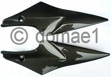 carbon fiber side panels fairing covers Suzuki GSX-R 600 750 K6 K7 2006-2007