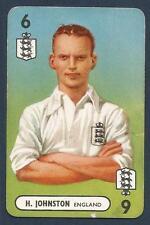 PEPYS INTERNATIONAL WHIST PLAYING CARD 1948 -#06-ENGLAND-H.JOHNSTON