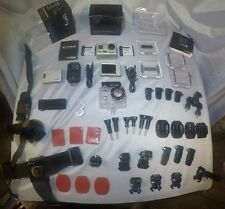 #55 GoPro HD Hero2+WiFi Combo+LCD+Lots of Extras