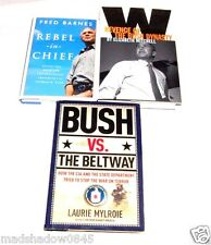 REBEL IN CHIEF FRED BARNES; REVENGE OF THE BUSH DYNASTY; BUSH VS THE BELTWAY