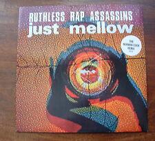 """RUTHLESS RAP ASSASSINS RARE NEW 12"""" JUST MELLOW"""