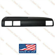 1987-88 TOYOTA PICKUP OR 4 RUNNER DASH CAP OVERLAY - RIGHT SIDE ONLY