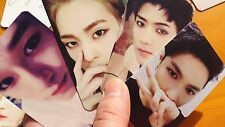 EXO PHOTO CARD #77 - Included image in LOTTO Album(Repackage) KOR v.- ALL OF 9