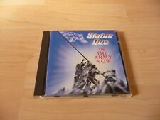 CD Status Quo - In the army now - 1986 - 11 Songs