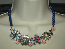 Lia Sophia FULL BLOOM NECKLACE -LOVELY COLORS & SPARKLE-$98 BEAUTIFUL & COLORFUL