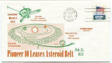 1973 Pioneer 10 Leaves Asteroid Belt Jupiter Cape Canaveral Inter Space NASA Sat