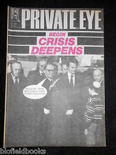 PRIVATE EYE - Vintage Satirical Political News Humour Magazine - 31st March 1978