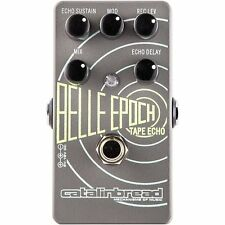 Catalinbread Belle Epoch EP3 Tape Echo Emulation Echoplex Guitar Effects Pedal