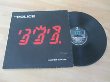 "THE POLICE ~ GHOST IN THE MACHINE ~ 1981 ROCK LP ~ ""EVERY LITTLE THING SHE DOES"""