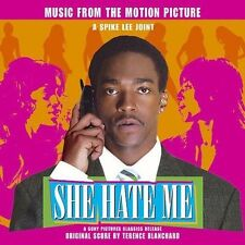 She Hate Me Soundtrack by Terence Blanchard (CD, Jul-2004, Milan) NEW Sealed