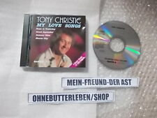 CD Pop Tony Christie - My Love Songs (14 Song) BAIERLE SPECIAL / CONSTAR