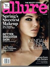 Allure - 2015, March - Kendall Jenner, Better Brighter Skin, Quit Bad Habits