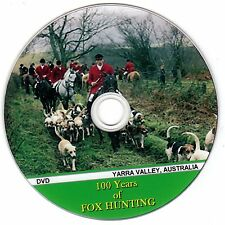 100 Years of FOX HUNTING in the YARRA VALLEY ~2hr Near Melbourne, Australia