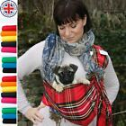 PET CARRIER SLING *UK SAFETY CERTIFICATION up to 35lbs