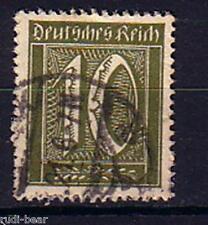 Deutsches Reich Nr.   159  gest.  Ziffer im Rechteck   -1