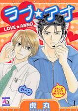 Love Anna YAOI Manga Japanese / Toramaru