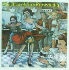 CARL PERKINS Best Of Sun Rockabilly SEALED Sonny Burgess JACK EARLS The Jesters