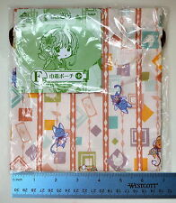 AUTHENTIC Japan Taito CLAMP Cardcaptor Sakura Kero Spinel Drawstring Pouch Bag
