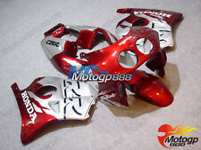 ABS Injection Molding Bodywork Fairing Kit For Honda CBR250RR MC22 1991-1998 F8