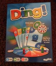 Ding Are You In Or Out? Board Game by Wiggles Three-D