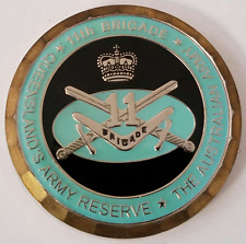 Australian Army 11th Brigade Queensland's Army Reserve Commander Coin