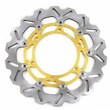 Racing Front Brake Disc Rotor KAWASAKI NINJA 250 R 2008-2011 2009 2010