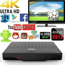 R39 Pro Android 6.0 Smart TV BOX Amlogic S912 Octa Core 64bits WiFi VP9 4K Movie