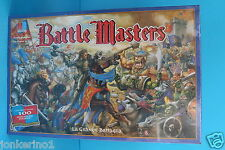 [I11] BATTLE MASTERS LA GRANDE BATTAGLIA MB GIOCHI 1992 HASBRO NEW SEALED