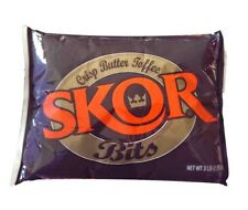 3 lb Bag Hershey Skor English Toffee Bits Pieces Baking Cookies Snack Topping
