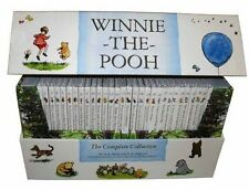 Winnie the Pooh The Complete Childrens 30 Books Collection Set