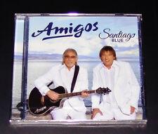 AMIGOS SANTIAGO BLUE CD SCHNELLER VERSAND NEU & OVP