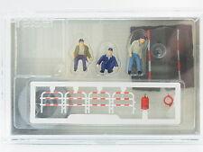 Lot 17247 | preiser HO 10374 délégué bauzelt 1:87 personnages NEUF dans emballage d'origine