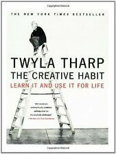 The Creative Habit: Learn It and Use It for Life by Twyla Tharp, (Paperback), Si