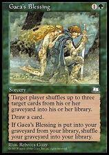 Benedizione di Gea - Gaea's Blessing MTG MAGIC WL Weatherlight Ita