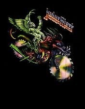 JUDAS PRIEST cd cvr PAINKILLER SOLO Official SHIRT Size LARGE new