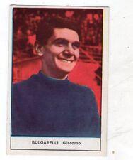 FIGURINA  CARTONATA  CALCIATORI  STELLA  1965-66  BOLOGNA  BULGARELLI