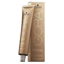 Schwarzkopf Igora Royal Hair Color Creme 6-80 Dark Blonde Red Natural 60 Ml