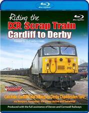 Riding the DCR Scrap Train - Cardiff to Derby *Blu-ray (Cab Ride)