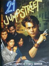 21 JUMP STREET The COMPLETE FIRST SEASON 13 Episodes 10+ Hours Johnny Depp