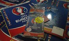PANINI EURO 2016 Francia  - aggiornamenti 84 figurine Edizione internazionale !!