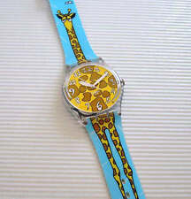 STRETCHY! Whimsical Popular GIRAFFE Swatch! NIB-RARE!