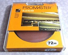 Pro 72mm FL-D Daylight Balance Glass Lens Filter Fluorescent 72 mm Japan OEM