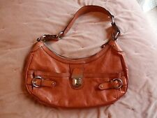 M&S - Autograph Tan LEATHER Shoulder Bag - Immaculate Used Twice!