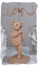 VINTAGE JEWELRY HOLDER TEDDY BEAR JEWELRY STAND NECKLACE STAND