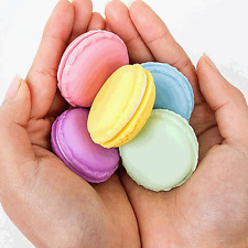 Mini Cute Laciness Macarons Box Candy Color For Jewelry Box Outing Storage Boxes
