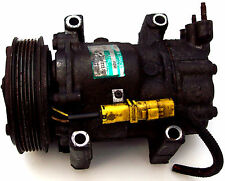 PEUGEOT CITROEN SANDEN AIRCON A/C AIR CONDITIONING COMPRESSOR PUMP SD6V12 1439F