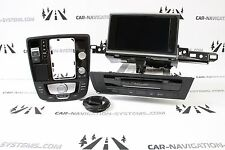 Audi A6 C7 MMI Navigation plus with MMI touch MIB 2 II sat nav Maps included
