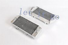 NEW 2 Row aluminum radiator Honda CRF450R 2005 2006 2007 2008